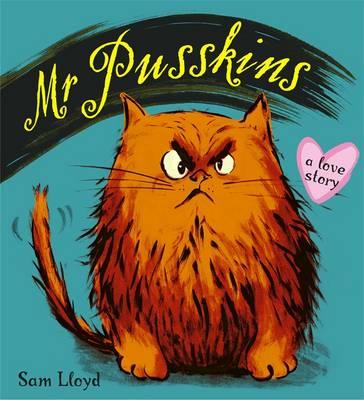 Mr.Pusskins by Sam Lloyd