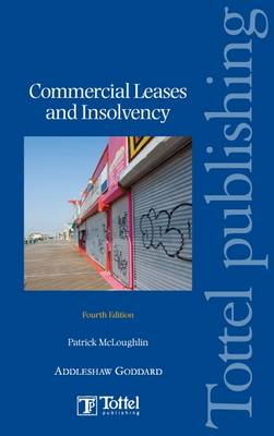 Commercial Leases and Insolvency book