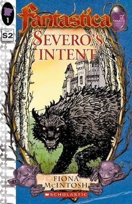 Severo's Intent by Fiona McIntosh