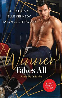 Winner Takes All: A Blazing Collection/Time Out/Body Check/Playing to Win book