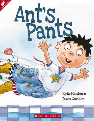 Ant's Pants by Kyle Mewburn
