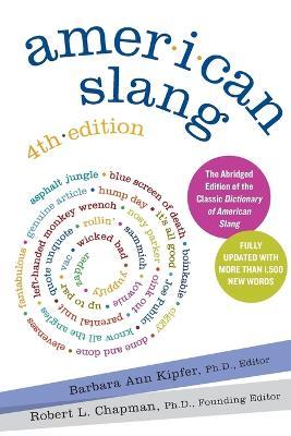 American Slang [Fourth Edition] book
