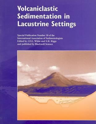 Volcaniclastic Sedimentation in Lacustrine Settings book