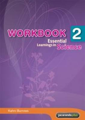 Workbook 2 for Essential Learnings in Science book