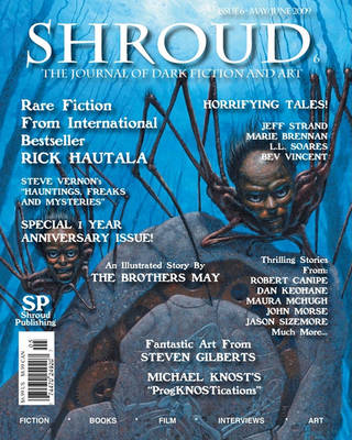 Shroud 6 by Rick Hautala