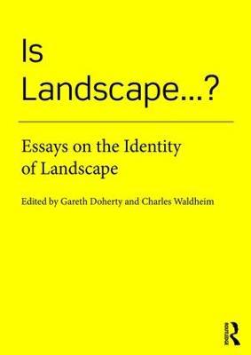 Is Landscape...? book