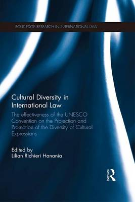 Cultural Diversity in International Law book