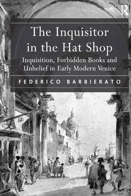 The Inquisitor in the Hat Shop by Federico Barbierato