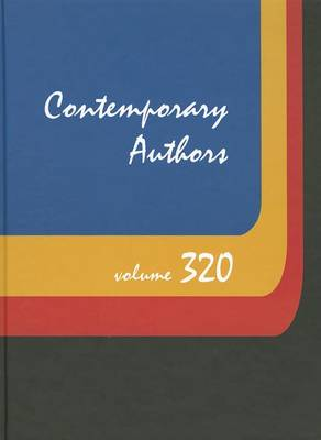 Contemporary Authors: A Bio-Bibliographical Guide to Current Writers in Fiction, General Nonfiction, Poetry, Journalism, Drama, Motion Pictures, Television book