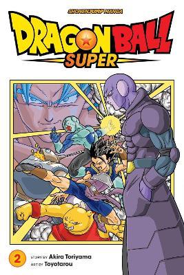 Dragon Ball Super, Vol. 2 by Toyotarou