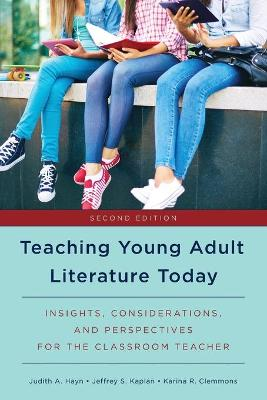 Teaching Young Adult Literature Today book