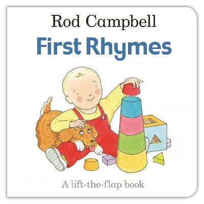 First Rhymes by Rod Campbell