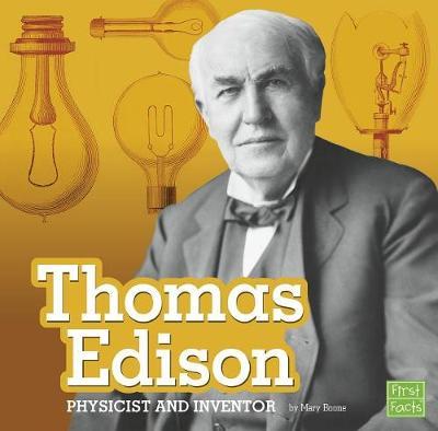 Thomas Edison by Mary Boone