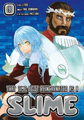 That Time I Got Reincarnated As A Slime 9 by Fuse