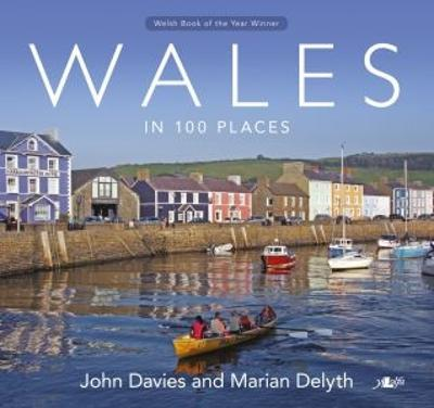 Wales in 100 Places book