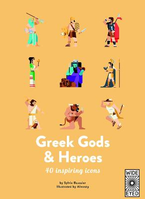 Greek Gods and Heroes by Sylvie Baussier