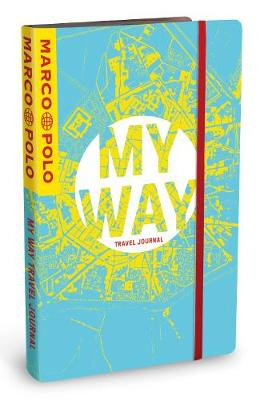 MY WAY Travel Journal (City Map Cover) by Marco Polo