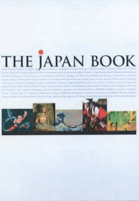 The Japan Book by Kodansha International