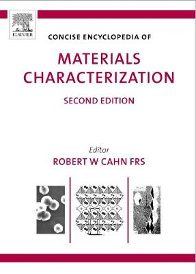 Concise Encyclopedia of Materials Characterization book