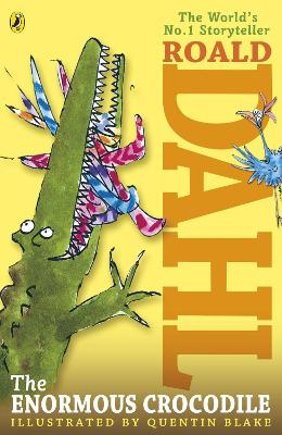 The The Enormous Crocodile by Roald Dahl