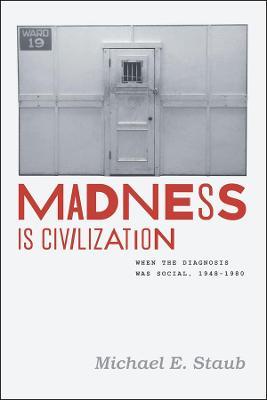 Madness is Civilization by Michael E. Staub