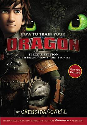 How to Train Your Dragon Special Edition by Cressida Cowell