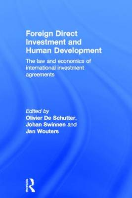 Foreign Direct Investment and Human Development book