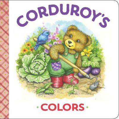 Corduroy's Colors book