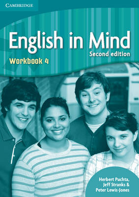English in Mind Level 4 Workbook by Herbert Puchta