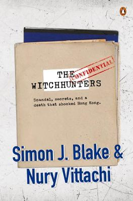 Witchhunters book