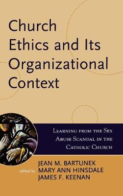 Church Ethics and Its Organizational Context by Jean M. Bartunek