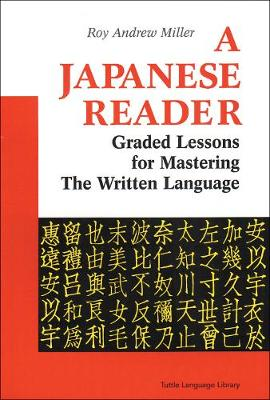 A Japanese Reader by Roy Andrew Miller