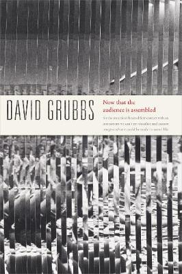 Now that the audience is assembled by David Grubbs