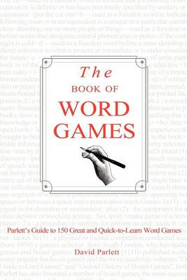 Book of Word Games by David Parlett