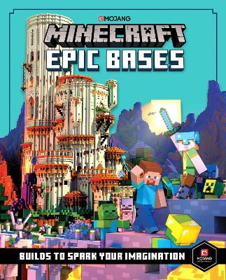 Minecraft Epic Bases: 12 mind-blowing builds to spark your imagination book