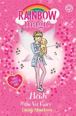 Rainbow Magic: Heidi the Vet Fairy book