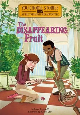 Disappearing Fruit by Steve Brezenoff