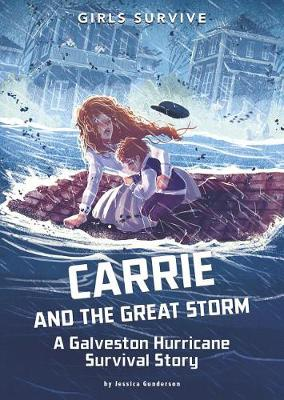 Carrie and the Great Storm by Jessica Guunderson