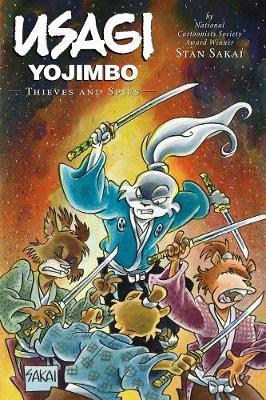 Usagi Yojimbo Volume 30 by Stan Sakai