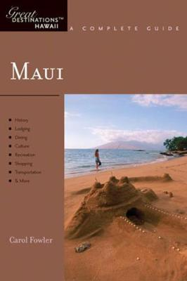Explorer's Guide Maui book
