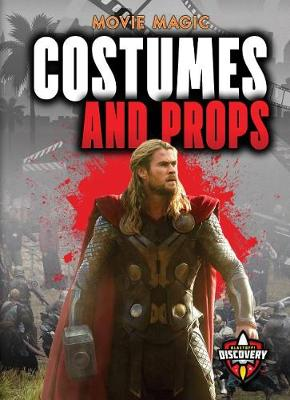 Costumes and Props book