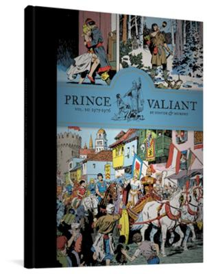Prince Valiant Vol. 20: 1975-1976 by Hal Foster