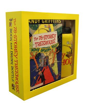 The 78-Storey Treehouse: Book & Gift Pack by Andy Griffiths