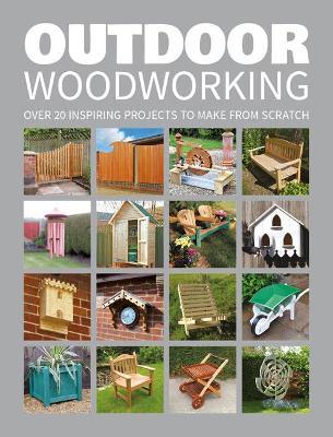 Outdoor Woodworking book