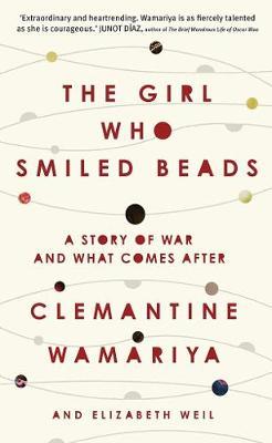 Girl Who Smiled Beads book