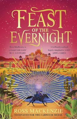 Feast of the Evernight book