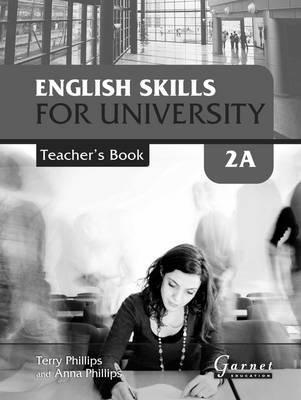 English Skills for University 2A Teacher s Book book