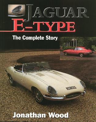 Jaguar E-Type by Jonathan Wood