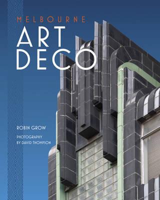 Melbourne Art Deco book