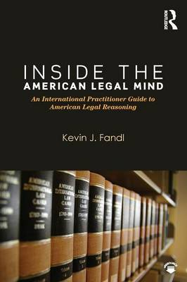 Understanding the American Legal Mind by Kevin J. Fandl